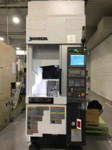 オークマ(株) 立型マシニングセンタ MILLAC-33T
