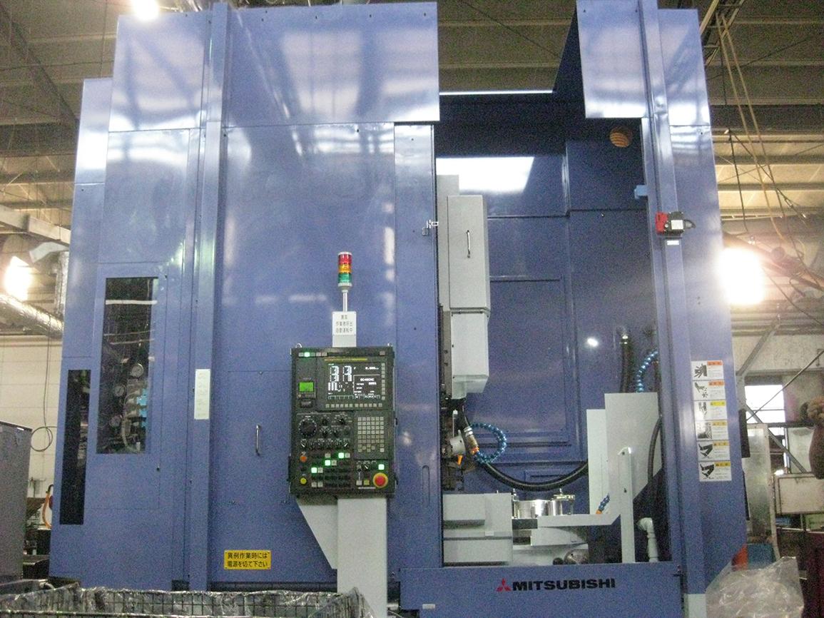 三菱重工工作機械(株) ギヤシェーパ SC40CNC